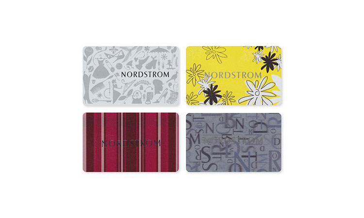 Nordstrom Bank Gift Cards